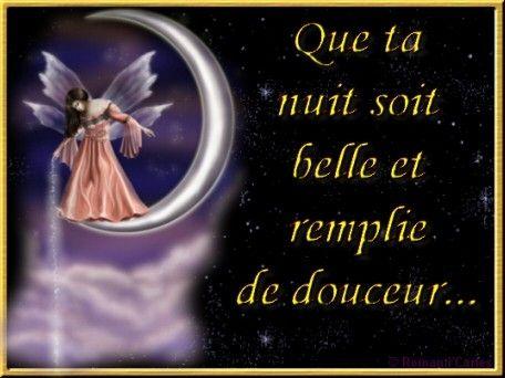 Je Souhaite Bon Soirée Et Bonne Nuit Aussi A Tous Mes Amie